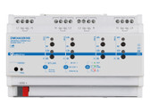 Universal Dimmer 4 Channels X 300W - DM04A02KNX
