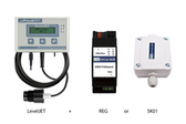 X-S8-F Ultrasonic fill level measurement system