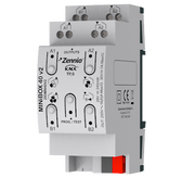 MINiBOX 40 v2 - Multifunction actuator with 4 (16 A) outputs