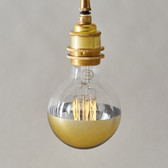 Aurelia LED Filament G95 Gold Crown