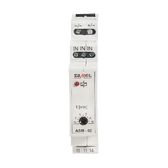 ASM-02/24V - Staircase Timer 24V AC/DC with Anti-Blocking Function