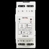 DIM-20 - DIMMER 230V AC 40-500W