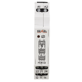 PEM-02/012 - Electromagnetic Relay 12V AC/DC 2x8A