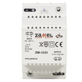 ZIM-12/25 - Switched-Mode Power Supply 12V DC 2.0A