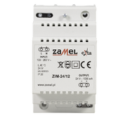 ZIM-24/12 - Switched-Mode Power Supply 24V DC 1.0A