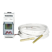 RTM-30/S - Multimode Temperature Regulator With 2 Probes 230V