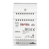ZSM-24 - Stabilized Power Supplier 24V DC 0.125A
