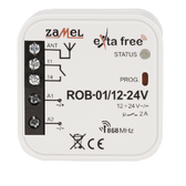 ROB-01/12-24V - Radio Gate Controller