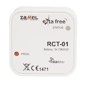RCT-01 - Radio Temperature Sensor