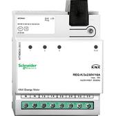 Merten KNX - Energy meter - 3 x 230 V - 16 A - MTN6600-0603