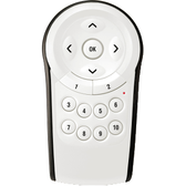 IR Universal Remote Control - MTN5761-0000