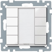 System M KNX Push-Button 4-Gang