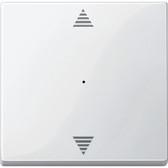 System M Rocker f. 1-G pbtn Module w. up/dwn arrw