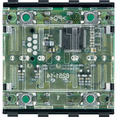System M KNX Push-Button Module 2-Gang