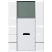 Artec KNX Push-Button 4-Gang with RTC