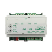KNX Quick Binary Input/Binary Output 4-Fold, signal voltage 230V - BEA4F230-Q