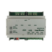 KNX Quick Binary Input/Binary Output 4-Fold, signal voltage 24V - BEA4F24-Q