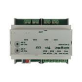 KNX Quick Binary Input/Binary Output 4-Fold, signal voltage 24V - BEA4F24-Q