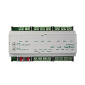 KNX Quick Binary Input/Binary Output 8-Fold, for dry contacts - BEA8FK16-Q