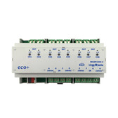 KNX eco+ Binary Input / Binary Output 8-Fold, signal voltage 230V - BEA8F230H-E