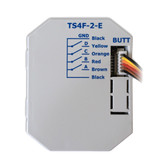 KNX eco+ Push Button Interface with 4 Inputs - TS4F-2-E