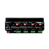 KNX Universal Dimming Actuator 4-Fold, 4X2,5A / 570W - Dim4Fu-2-Fw