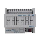KNX Blind / Shutter Actuator 6-Fold- J6F6H-2