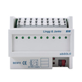 KNX Binary Input 9-Fold, For Dry Contacts - Be9Fk