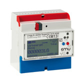 KNX Electricity Meter EMU 3-phase, for Current Transformers
