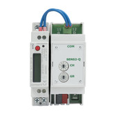 KNX Electricity Meter EMU, 1-Phase, Direct Measurement
