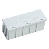 WAGOBOX junction box for 222 & 773 Series - Grey