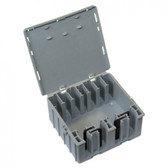 WAGOBOX XLA junction box for 222 & 773 Series - Grey