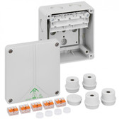 221 Series Connectors Mounted in Abox 060 - Polystyrene
