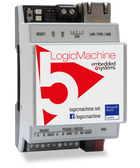 LM5Lp2 - LogicMachine5 Lite Power with KNX TP1