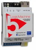 LM5CLp2 - LogicMachine5 Lite Power CANx with CAN FT | ModBus | BacNet | KNXnet/IP
