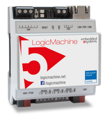LM5p2-PMC - LogicMachine5 Power Choke with KNX TP1