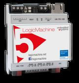 LM5p2-PMC - LogicMachine5 Power Choke with KNX TP1
