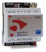 LM5p2-DW1 - LogicMachine5 Power with KNX TP1