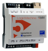 LM5p2-DR - LogicMachine5 Power with KNX TP1