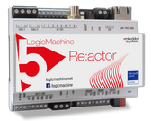 LM5p2-RDE - LogicMachine5 Reactor Dimmer Power EnOcean
