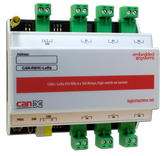 CANx / LoRa 433 Mhz 6 x 16A High Starting Current Relays