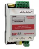 CANx / LoRa 433 MHz 8 x Analog Inputs / Digital Outputs
