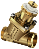 2-Way Regulating Valve for Dynamic Hydronic Balancing PN25