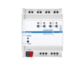 Universal Din Module 4 In / 4 Out Plus - IO04F01KNX