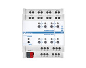Universal Din Module 8 In / 8 Out Plus - IO08F01KNX