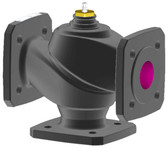 VUE 2-Way Flanged Valve - PN 16/10