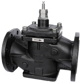 VUP Pressure-Relieved 2-Way Flanged Valve - PN 25
