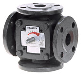 MH32F & MH42F Control Valve with Flange Connection - PN 6