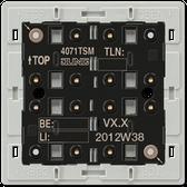 F40 Standard Push-Button Module 1-Gang