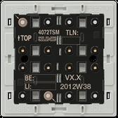 F40 Standard Push-Button Module 2-Gang